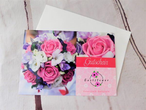 Eastflower Blumen Gutschein