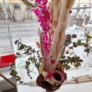 Trockenblumen Pampasgras